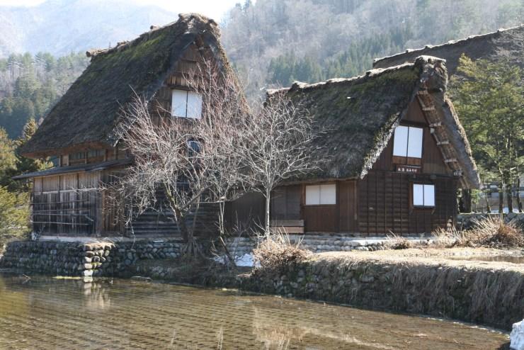 shirakawago japan unesco house