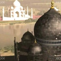 White Taj Mahal and Black Taj Mahal Story