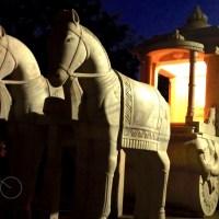 Visit to Lakshmi Narayan Mandir - Birla Mandir in Delhi