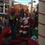 Attraktion, Touristenattraktion, Sehenswürdigkeit, Santa, Santa Claus, Containerpark, Las Vegas, Downtown