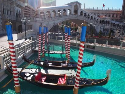 Attraktion, Touristenattraktion, Sehenswürdigkeit, The Venetian, Gondeln, Las Vegas, Rialtobrücke