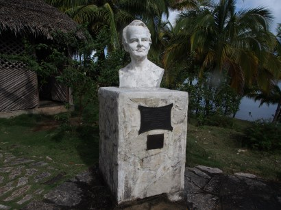 Büste, Statue, Humboldt Nationalpark Kuba