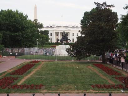 White House, Washington DC, Sightseeing