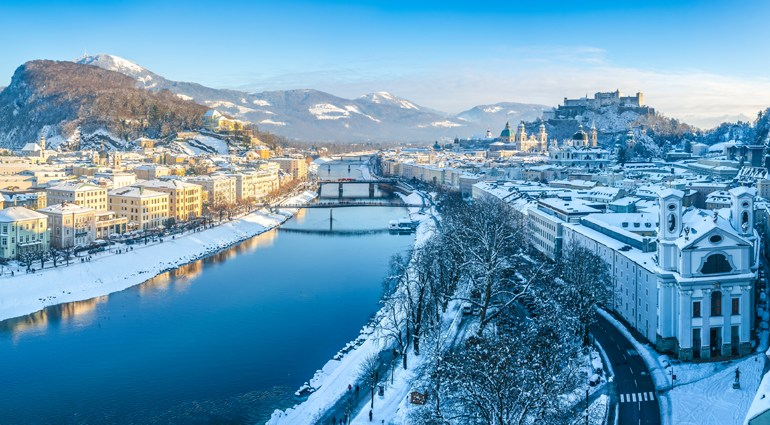 A Winter Lover's Tour of Austria