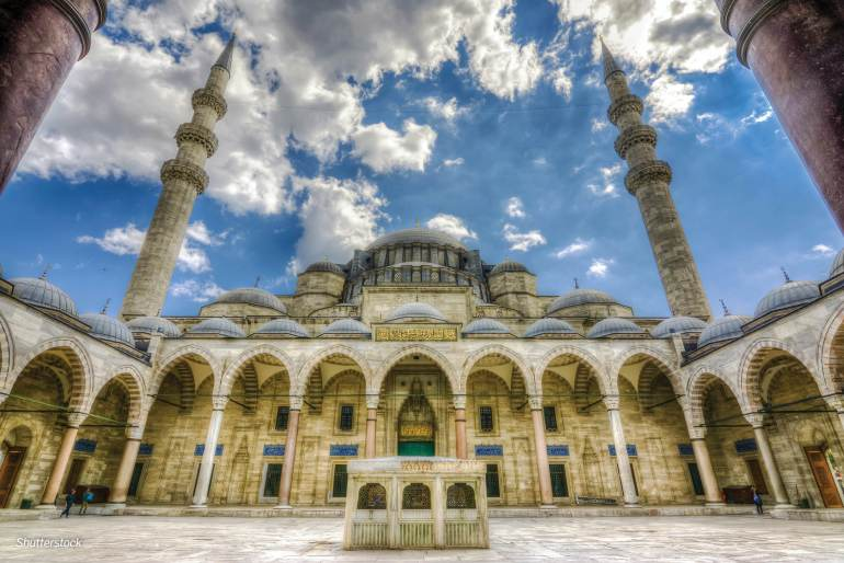 Most Beautiful Mosques in the world