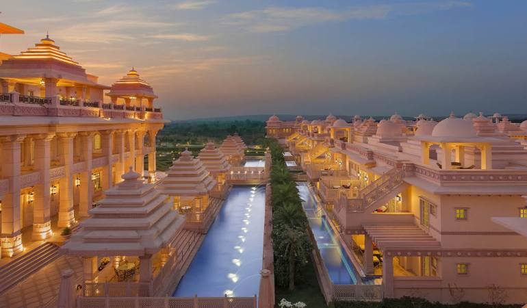 The Search For Your Dream Wedding Destination Ends at an ITC Hotel