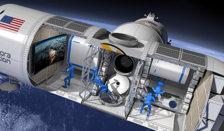 The First Ever Luxury Hotel in Space Is All Set To Open. Is this Real?