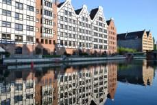 Gdańsk - Pe canale
