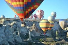 Cappadocia - Zbor peste hornurile de basm