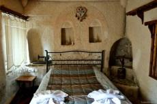 Cappadocia - Hotel-grotă