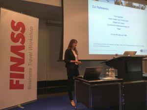 Petra Eggimann von der Europäischen Reiseversicherung