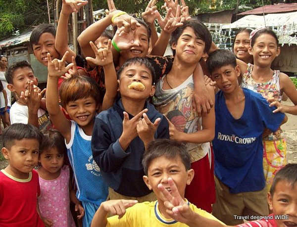 Boys in the Philipines