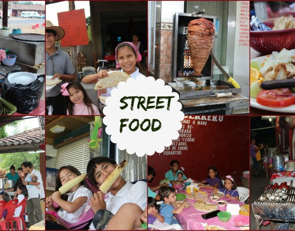 Eating Street Food