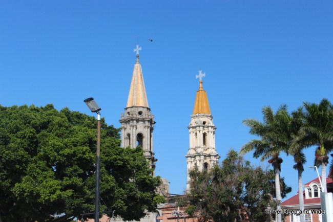 Cathedral, Lake Chapala