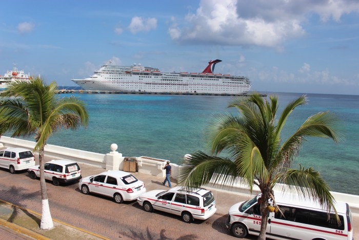 Cozumel: mother-Daughter Getaway