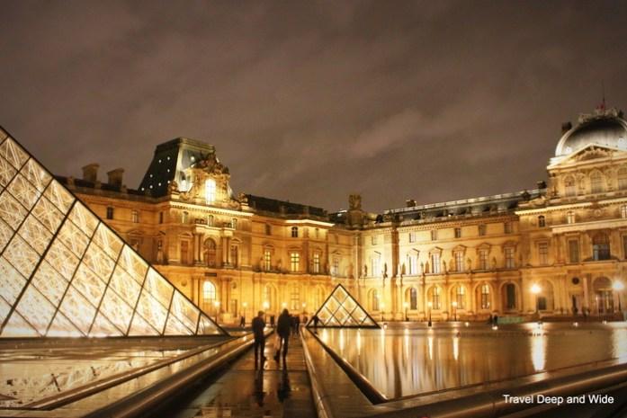The Musee de Louvre
