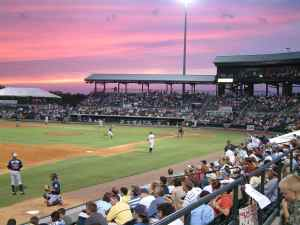 Charleston Riverdogs Single-A Baseball @ Joe Riley Stadium | Charleston | South Carolina | United States