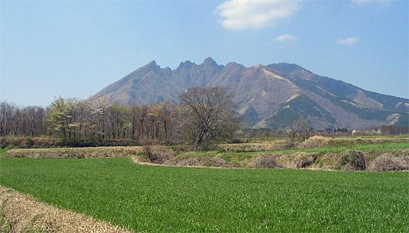 阿蘇山の火山灰の範囲は福岡県までにも広がっていた!