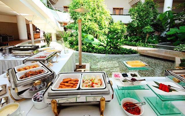 素敵なホテルでモーニングビュッフェ!東京駅周辺のホテルをご紹介!