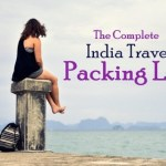 The Perfect India Packing List