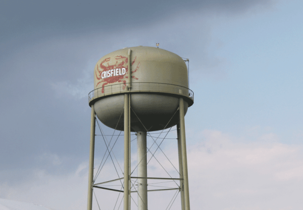 Crisfield Water Tower