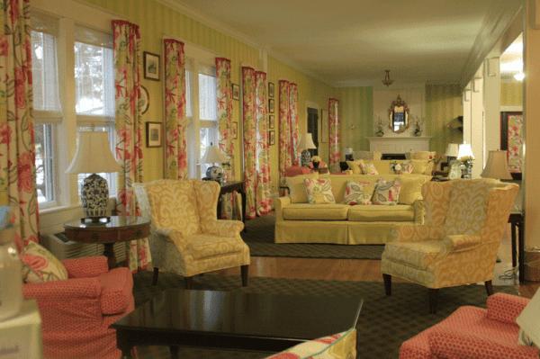 The Atlantic Hotel Lobby - Ocean City MD