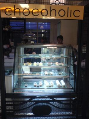 Chocoholic Cabinet