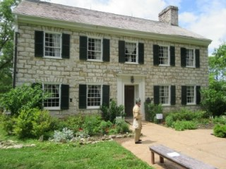 A trip to the Beautiful Daniel Boone Home & Heritage Center
