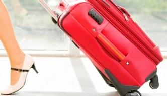 Luggage Selfie