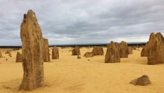 The Pinnacles of Nambung