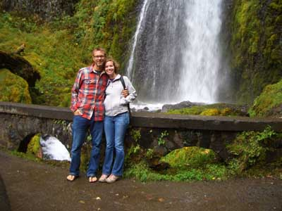 The RV Nomads Christian & Alayne Dunn are changing directions living/traveling in a 24′ Class C RV,