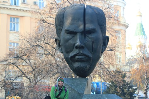 The Big Head and I; Sofia, Bulgaria; 2011