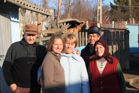 Adrian's Family and I; Romania; 2011