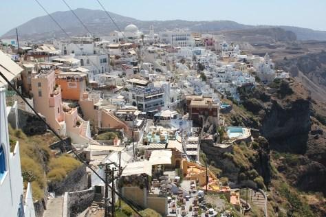 City View; Santorini Island, Greece; 2013