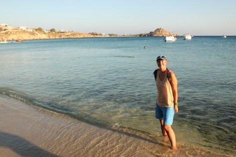 My Happy Place; Mykonos Island, Greece; 2013