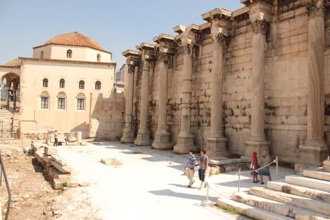 Unique Location; Athens, Greece; 2013