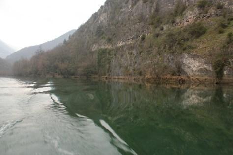 Lake View; Matka, Republic of Macedonia; 2013