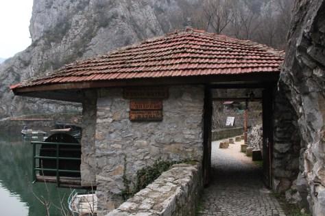 Pathways; Matka, Republic of Macedonia; 2013