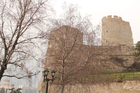 Fortress; Skopje, Republic of Macedonia; 2013