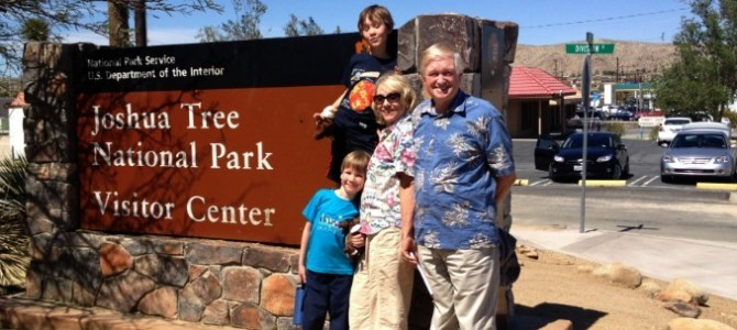 Joshua Tree National Park Camping & Playing