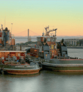 Savannah tug boats. Photo by flickr user mjp*