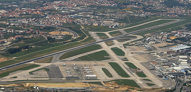 lisbon airport 1 Prepare for expensive flights this summer airlines
