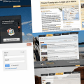 The Traveling Reporter has tested six travel blog services.