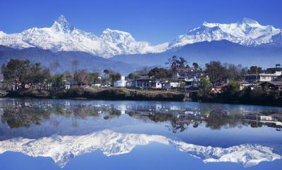 Nepal is goot for trekking.