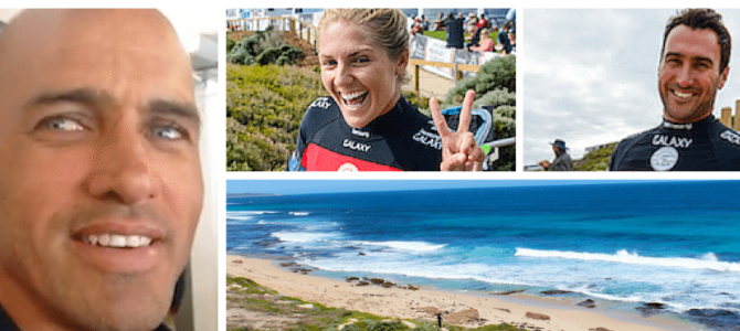 World's best surfers love Margaret River – not just the waves
