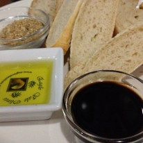 Fillaudeau's in the Swan Valley homemade bread dukkah olive oil balsamic