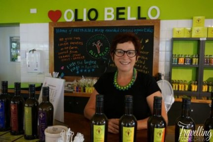 Shellie from Olio Bello in the Margaret River