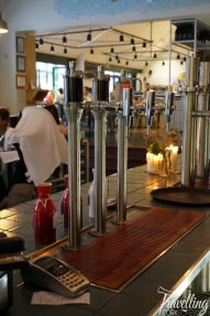 Wine on tap at Swings Taphouse in the Margaret River