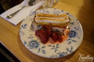 Swings Taphouse dessert lemon meringue pie Margaret River