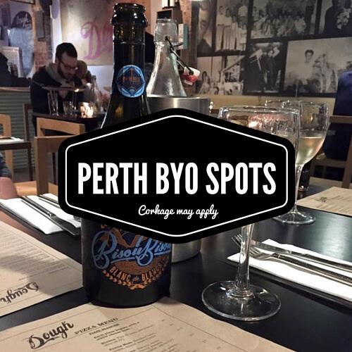 BYO Restaurants Perth